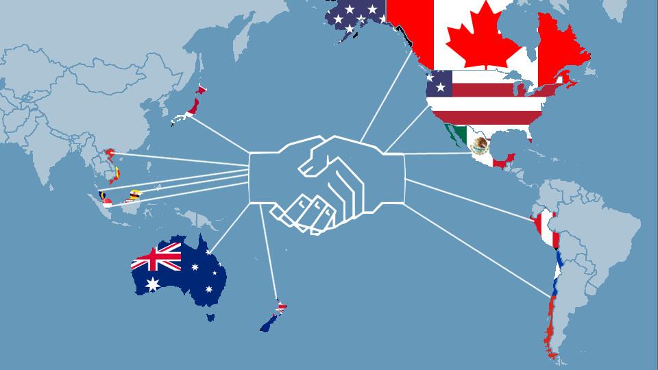 Транстихоокеанское партнёрство