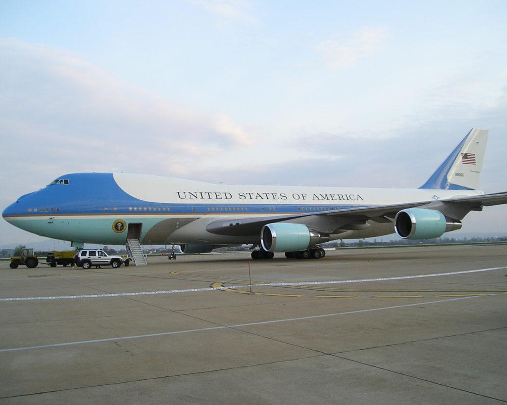 Самолёт президента США