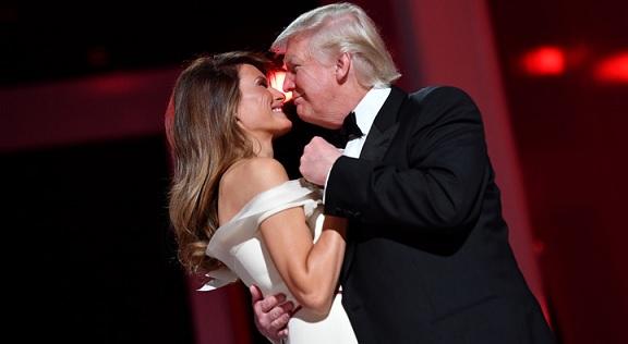 Танец Трампов